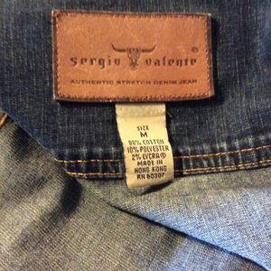 Vintage Sergio Valente Jean Jacket